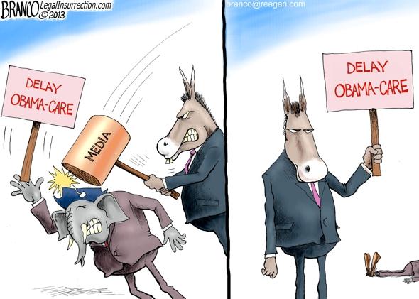Delaying-Obamacare