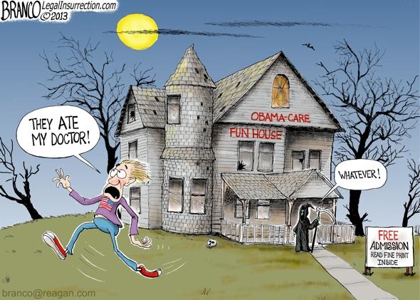 Obama-scare-at-HealthScare